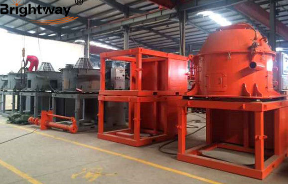 Brightway 5 Sets Cuttings Dryer Will Be Sent To Siberia